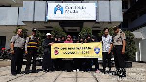 Polsek Cibeunyingkaler Giat Ops Bina Waspada Lodaya II Th.2019