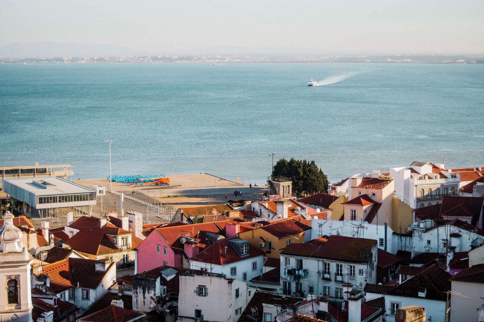 point de vue Lisbonne