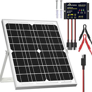 SOLPERK Solar Panel Kit