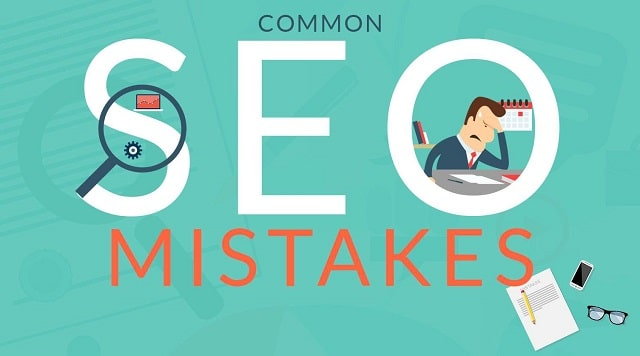 mistakes in seo to avoid small businesses search engine optimization