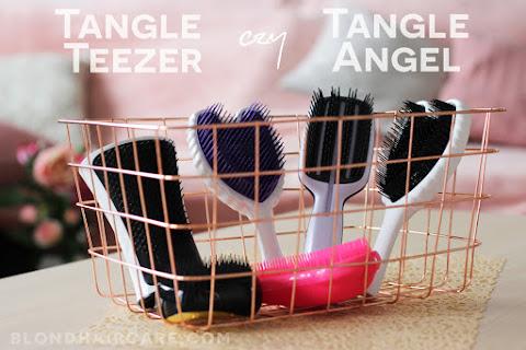 Tangle Teezer czy Tangle Angel? - czytaj dalej »