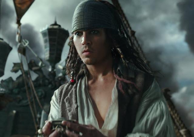 """""""Piratas do Caribe"""""""