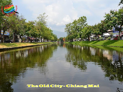 The Old City, Chiang Mai, Thailand