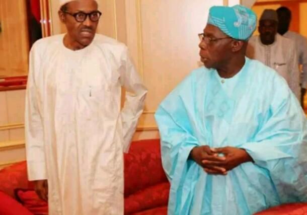 Obasanjo achieved close to nothing- President Buhari