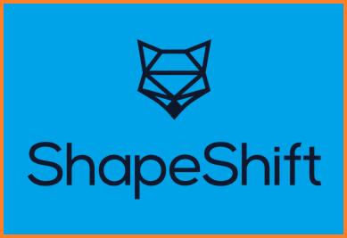 بيع واشترى العملات الرقميه بدون عموله وبونص 100 FOX Token مع ShapeShift
