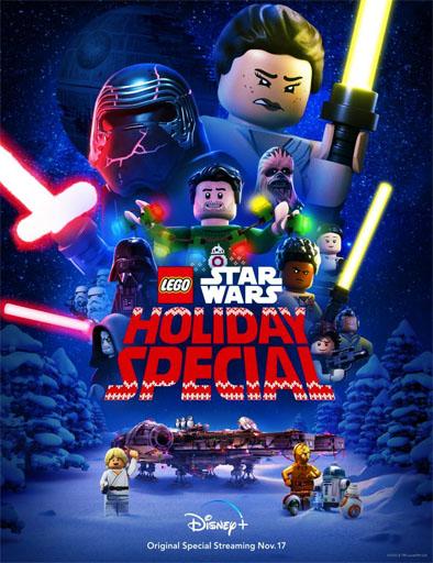 Poster de Lego Star Wars: Especial Felices Fiestas