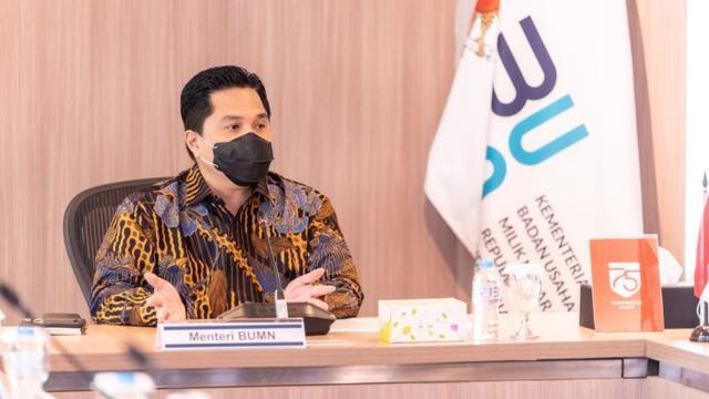 ICW Bongkar Bobrok BUMN di Bawah Kepemimpinan Erick Thohir