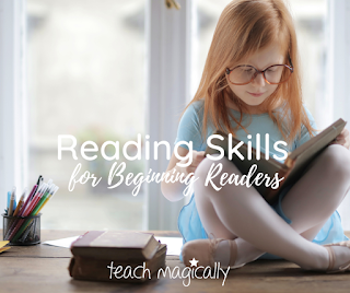 Reading Skills For Beginning Readers By Teach Magically