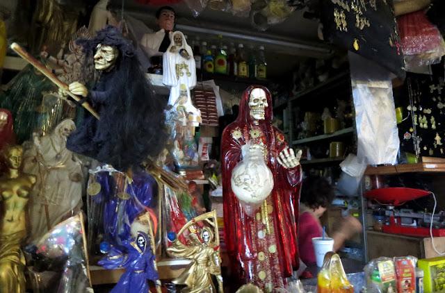 Mercado De Sonora - Pasar Para Penyihir