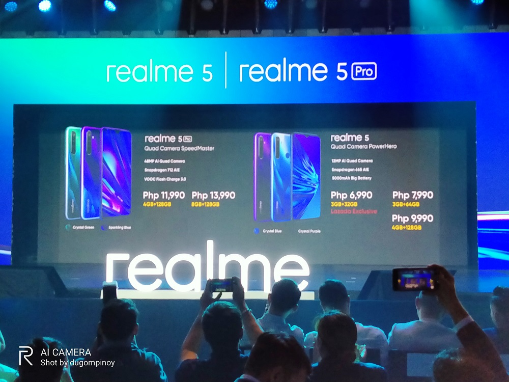 realme 5 sample photos