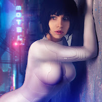 Ghost in the Shell Cosplay by elenasamko [Live Wallpaper Engine]