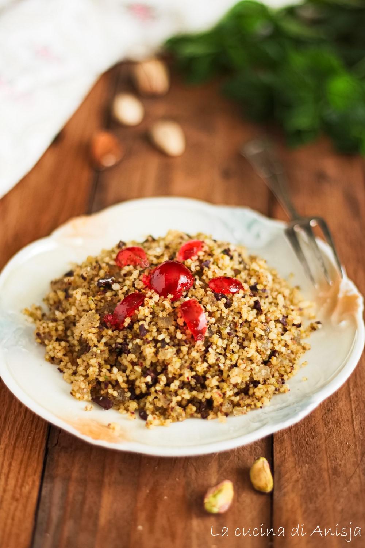 La cucina di anisja cuscus dolce for Cucina dolce