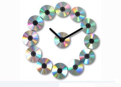 + de 12 ideias para aproveitar CDs velhos