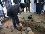 Bupati Sidrap Letakkan Batu Pertama Pembangunan Kantor MUI Sidrap