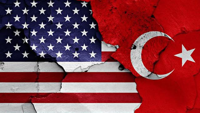 Αναπόφευκτη καταιγίδα στις σχέσεις ΗΠΑ - Τουρκίας