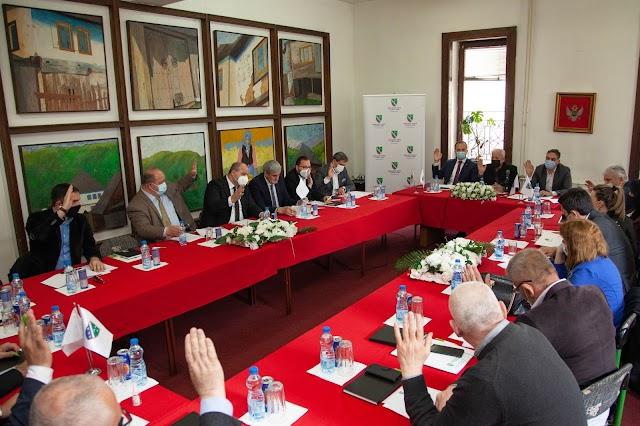 Izabran novi saziv Bošnjačkog vijeća, Ejup Nurković imenovan za predsjednika