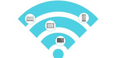 2 Cara Membagikan Koneksi Jaringan WIFI Di HP Ke Orang Lain! Hotspot