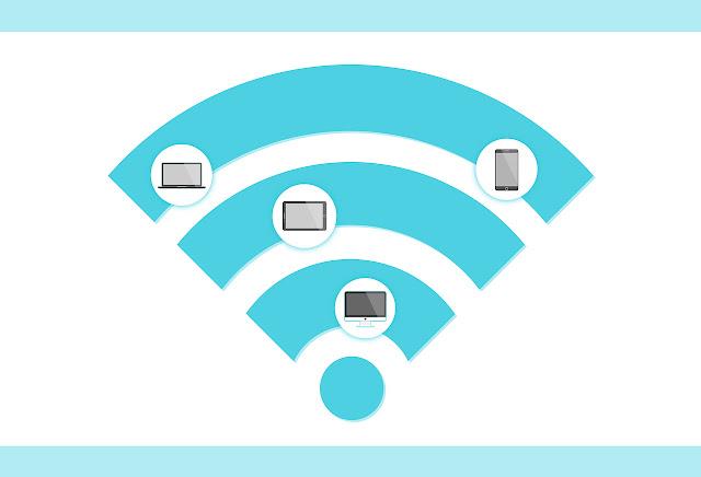 Cara Membagikan Koneksi Jaringan WIFI Di HP Ke Orang Lain ! Hotspot