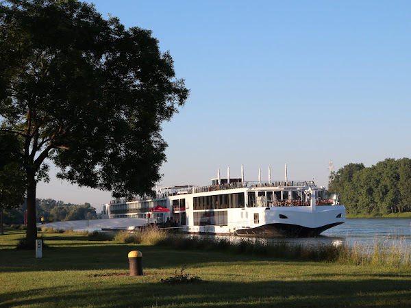 Viking Rhine River Cruise: Kehl, Germany