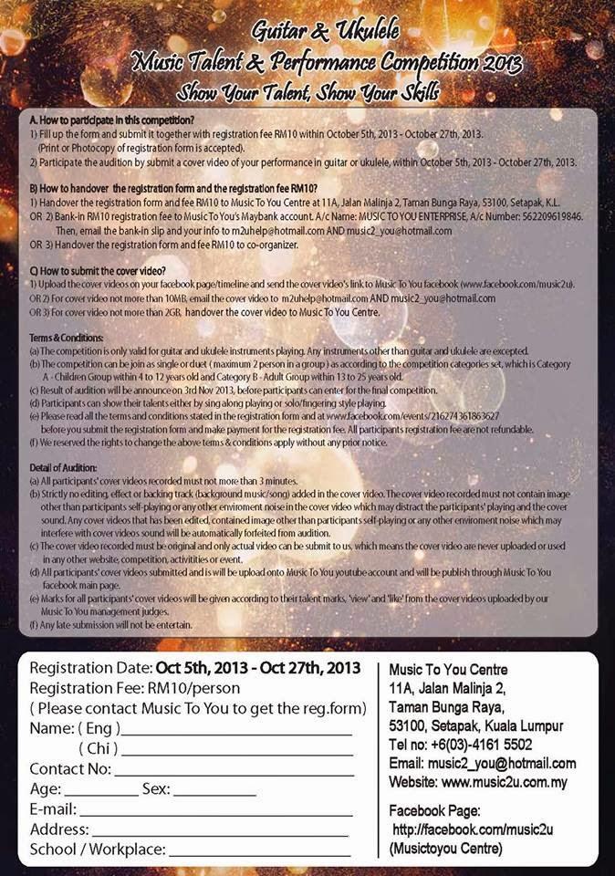 70c43fb9e9eb Malaysia Ukulele Group (MUG)  Competition   Guitar    Ukulele Music ...
