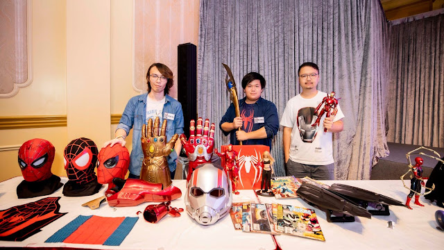 香港迪士尼樂園度假區, Hong Kong Disneyland Resort, Disney, HKDL, , Marvel 80周年香港粉絲聚會, Marvel 80th Anniversary Fans Gathering, Marvel 80
