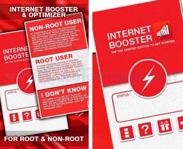 Apa saja daftar aplikasi terbaik untuk meningkatkan kecepatan koneksi internet di Android, terutama untuk tahun 2020 ke atas baik tanpa root atau dengan root ?.