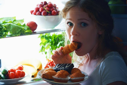 Nafsu Makan dan Berat Badan Meningkat ?, Dapat dipicu oleh Beberapa Hormon Berikut.