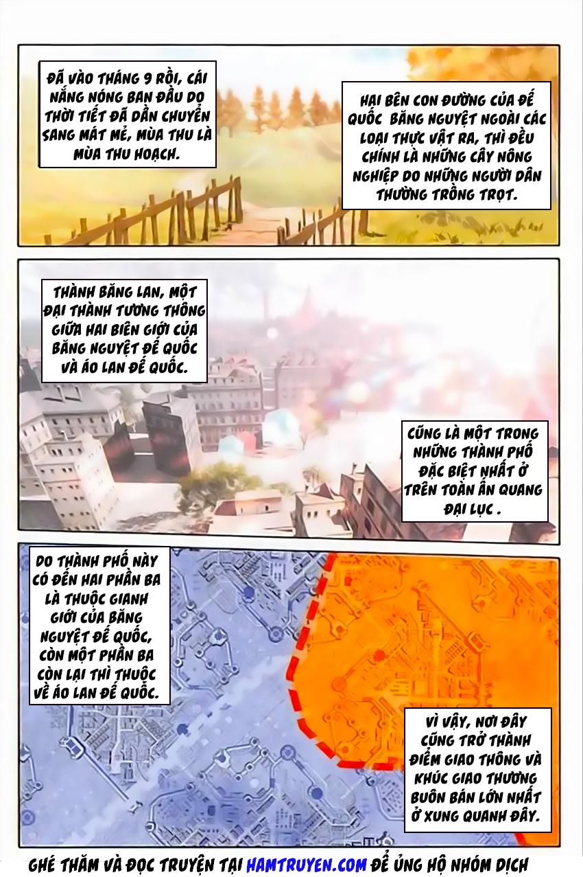Băng Hỏa Ma Trù chap 61 - Trang 21
