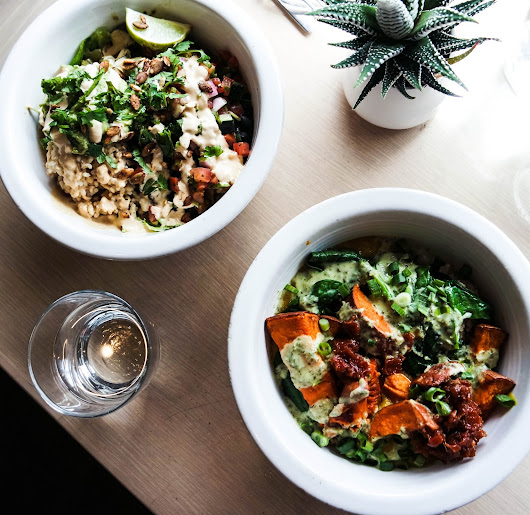 Snippets of Amy: Best Healthy Vegan Food in Los Angeles