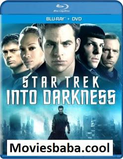 Star Trek Into Darkness (2013) Full Movie Dual Audio Hindi HQ HDRip 720p