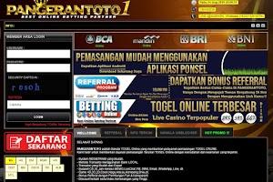 Tampilan website pangerantoto1 - Pangerantoto1 situs website resmi