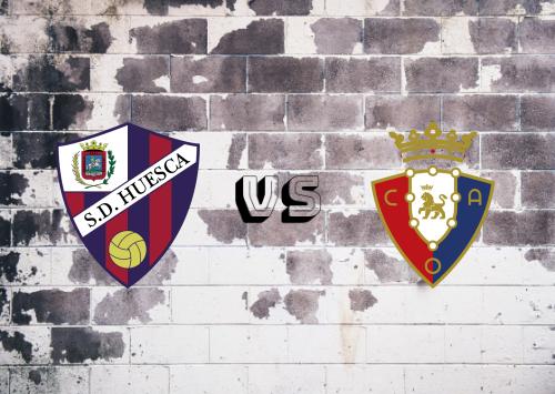 Huesca vs Osasuna  Resumen