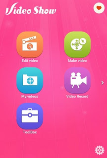 Download aplikasi android VideoShow Pro Video Editor Apk
