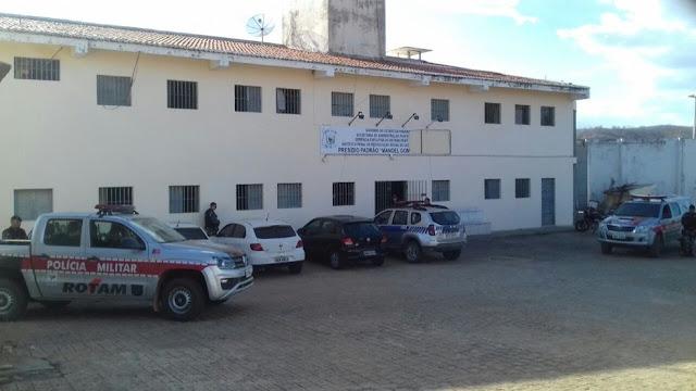Visitas no sistema prisional da Paraíba voltam a ser permitidas a partir deste sábado (15)