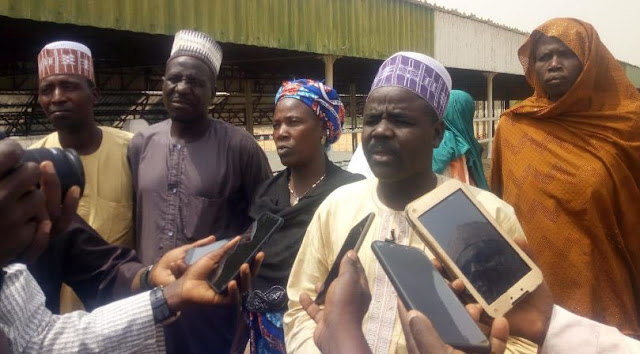 Adamawa IDPs protest alleged non-provision of food for four months