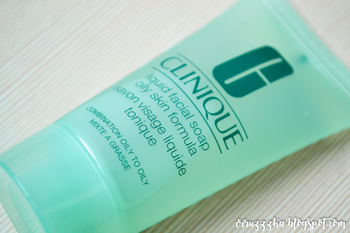 Clinique Liquid Facial Soap Oily Skin Formula Review