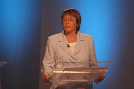 Michele Bachelet, foto Wikipédia