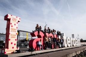 ix-tours Klassenfahrt Amsterdam