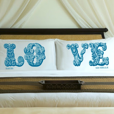 Couples Pillow Case Sets