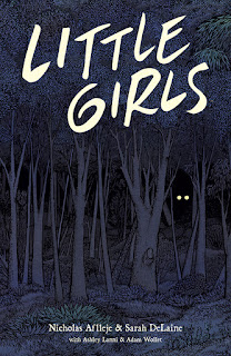 Image Comics Little Girls Graphic Novel