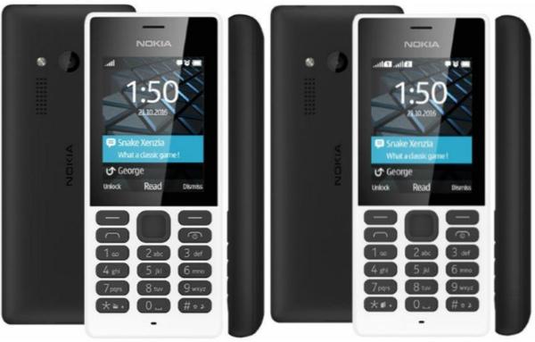 """بعد غياب.. إطلاق أول هاتف بعلامة نوكيا """"نوكيا 150"""""""