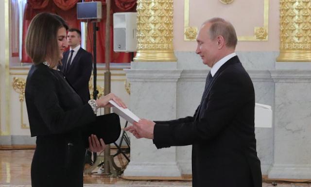 Πούτιν: Θέλουμε να επεκτείνουμε τη συνεργασία με την Ελλάδα