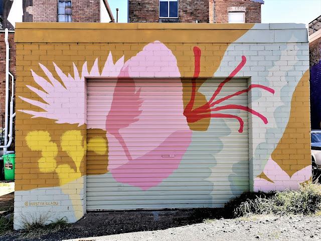 Katoomba Street Art   Nastiagladu