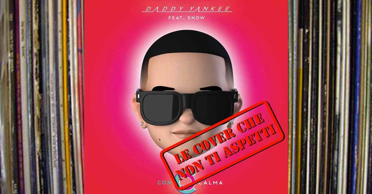 "Copertina di ""Con Calma"" di Daddy Yankee & Snow"