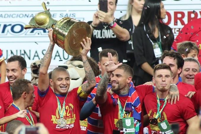 Fortaleza vence o Ceará por 1x0 e torna-se Campeão do Cearense 2019
