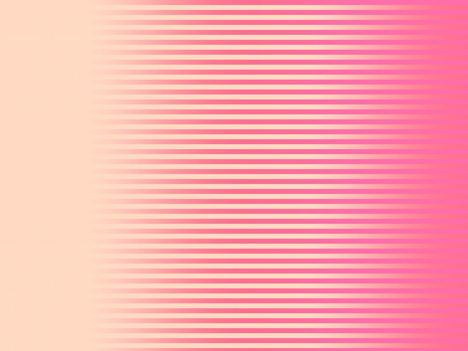 Stripe Wallpaper Pink Peach Colour Part 2