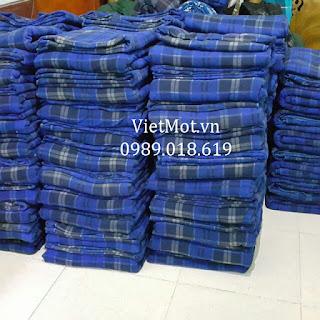 Chăn nỉ Việt Mốt sản xuất chăn cho Sunshine Group