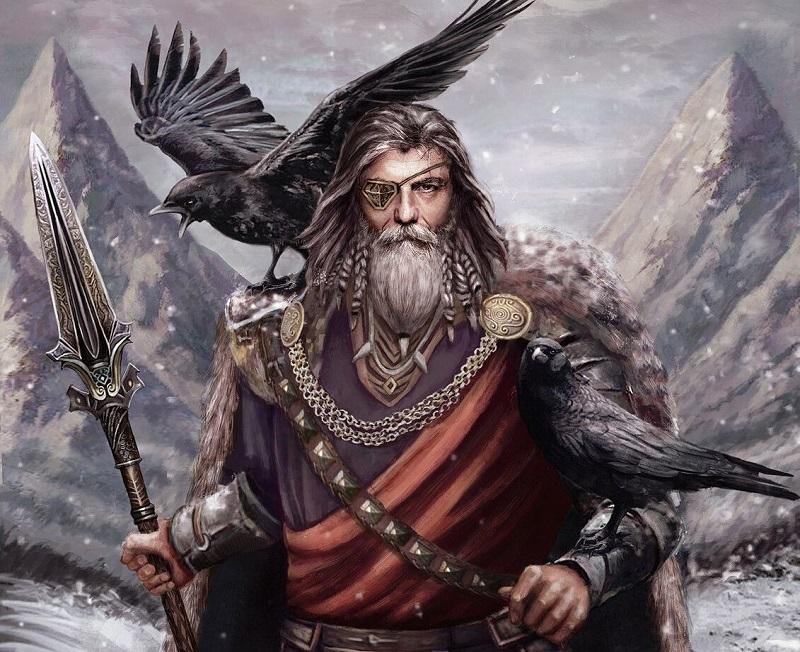 Gungnir: A Lança de Odin e Uma Arma Icônica
