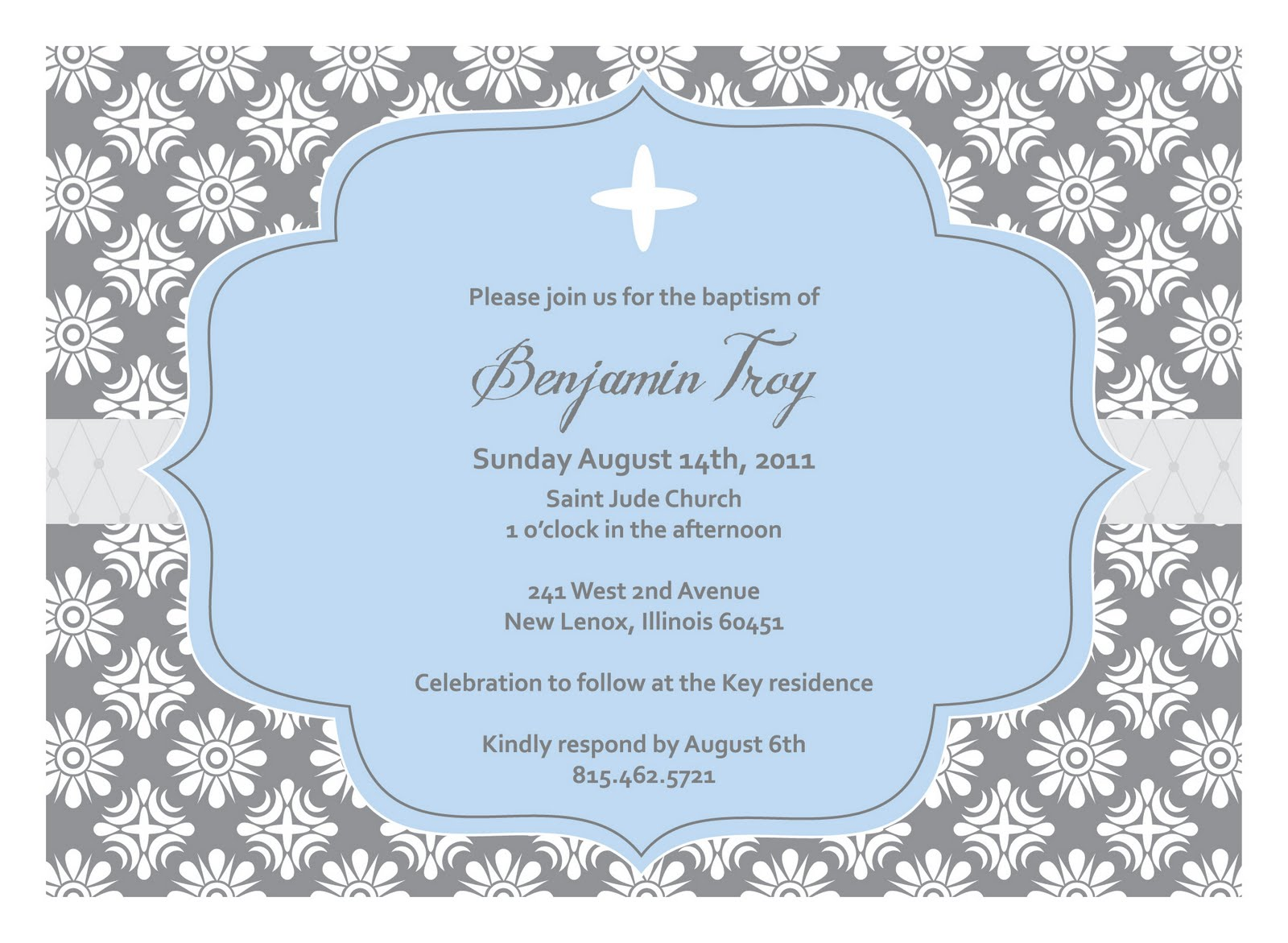 Baptism Invitation Templates. free printable baptism amp ...