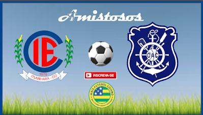 Itumbiara realiza amistoso contra o Olaria nesta sexta feira (05)